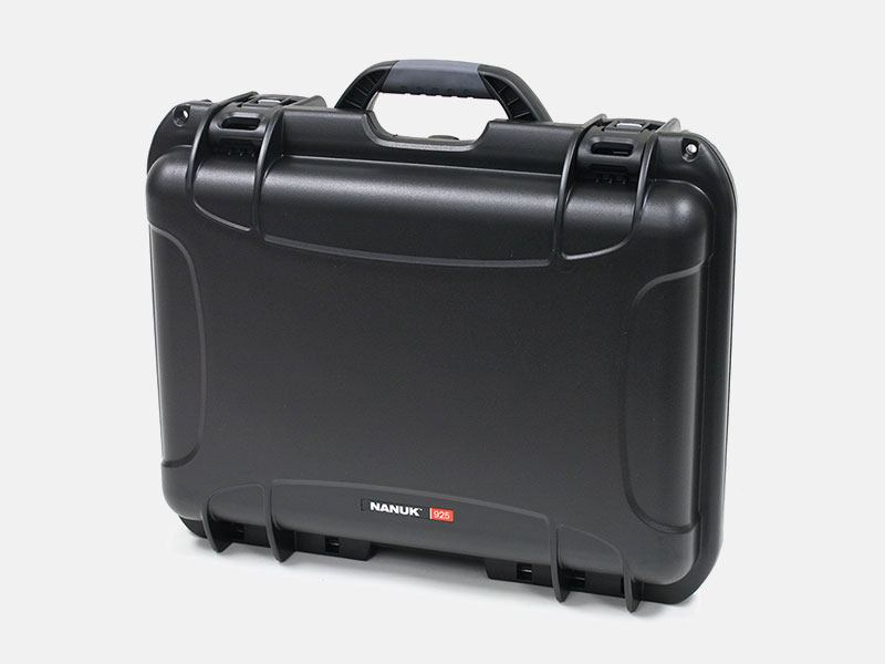Nanuk 925 Black Closed